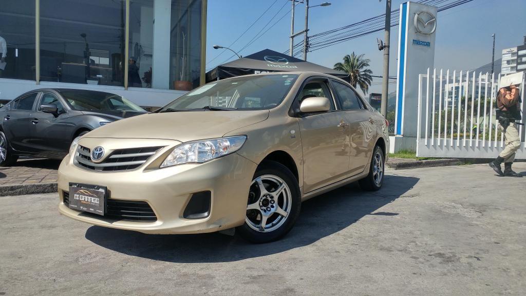 Toyota Corolla 2013 1.6 Full