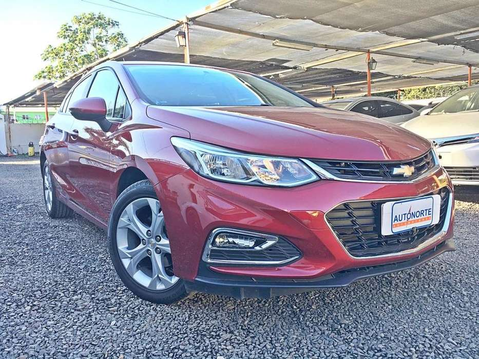 <strong>chevrolet</strong> Cruze 2018 - 5200 km