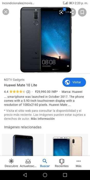 Huawei Mate 10 Lte
