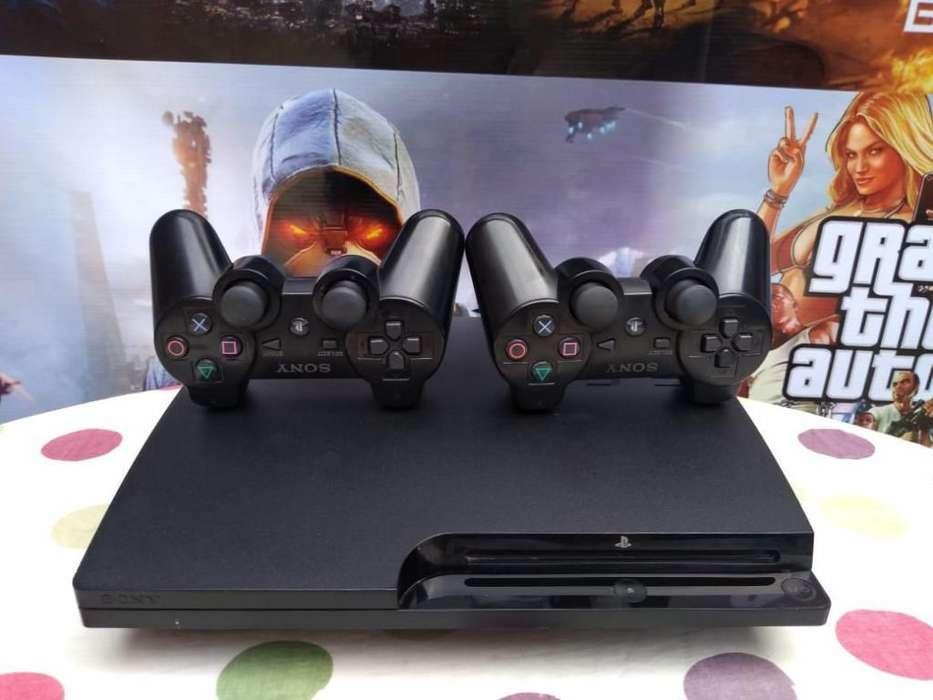 Playstation 3 Slim de 160gb Programado