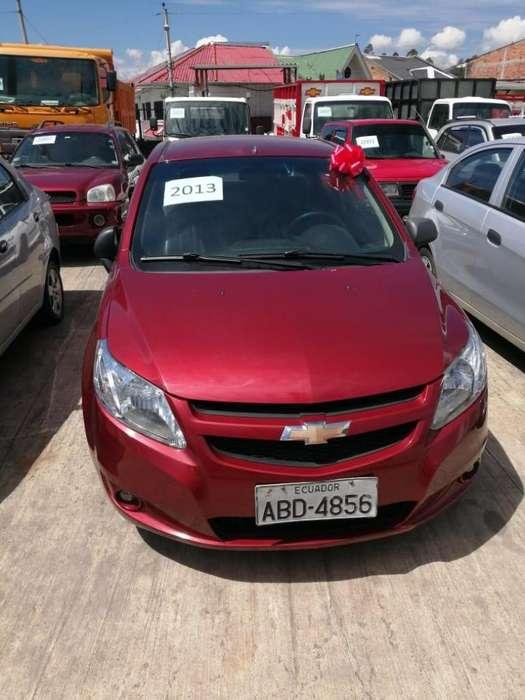Chevrolet Sail 2013 - 94382 km
