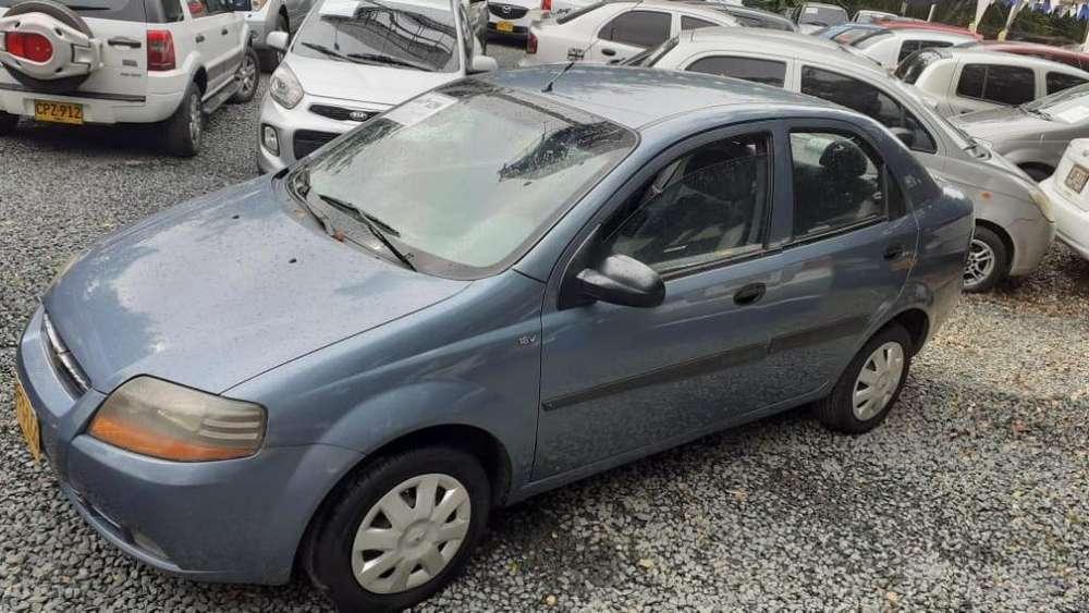 Chevrolet Aveo 2007 - 116681 km