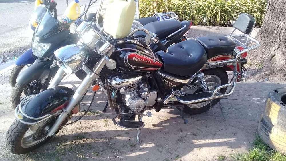 MOTO KELLER 150 cc MODELO 2013 CON 5 MIL KM REALES IMPECABLE !!! OPORTUNIDAD MUY BIEN CUIDADA..