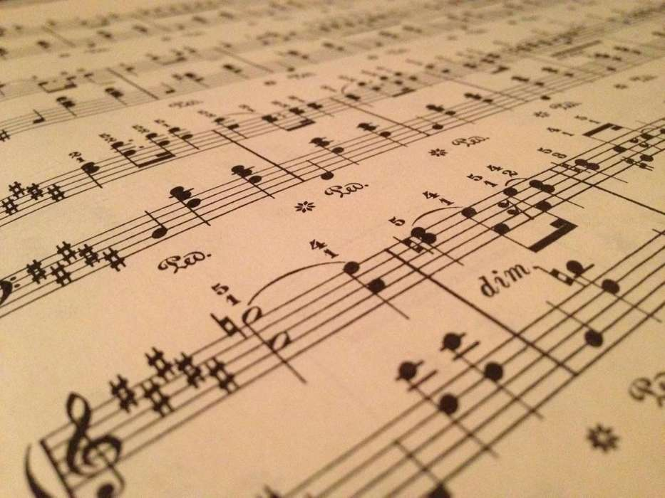 Clases de Audioperceptiva Lenguaje musical
