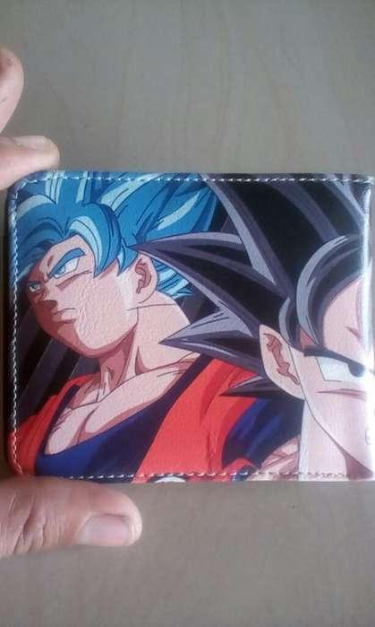 Billetera Dragon Ball Super