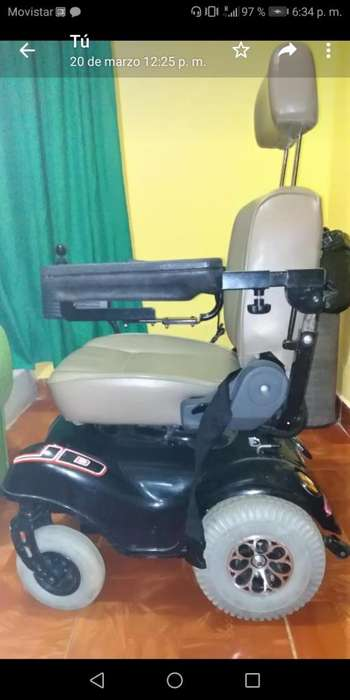 Slla de ruedas electrica cel315 770 14 23