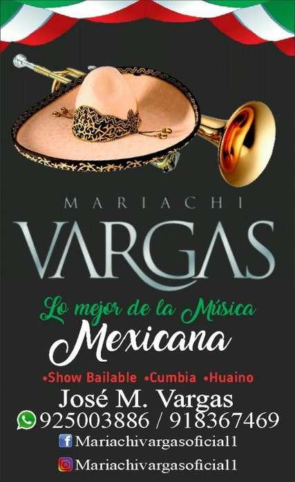 Mariachi Vargas Lima Perú