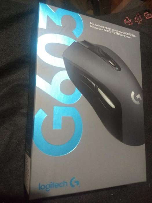 Mouse Gaming Logitech G603 Inalámbrico