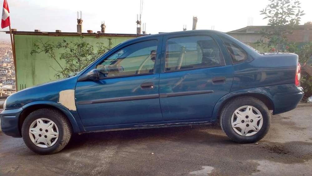 Chevrolet Corsa 2003 - 120000 km