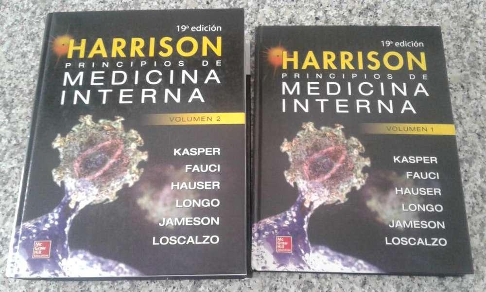 <strong>medicina</strong> interna de harrison original