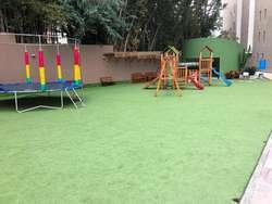 Departamento Amoblado, Calle Los Cedros, San Isidro - Excelente Ubicación Frente a Parque