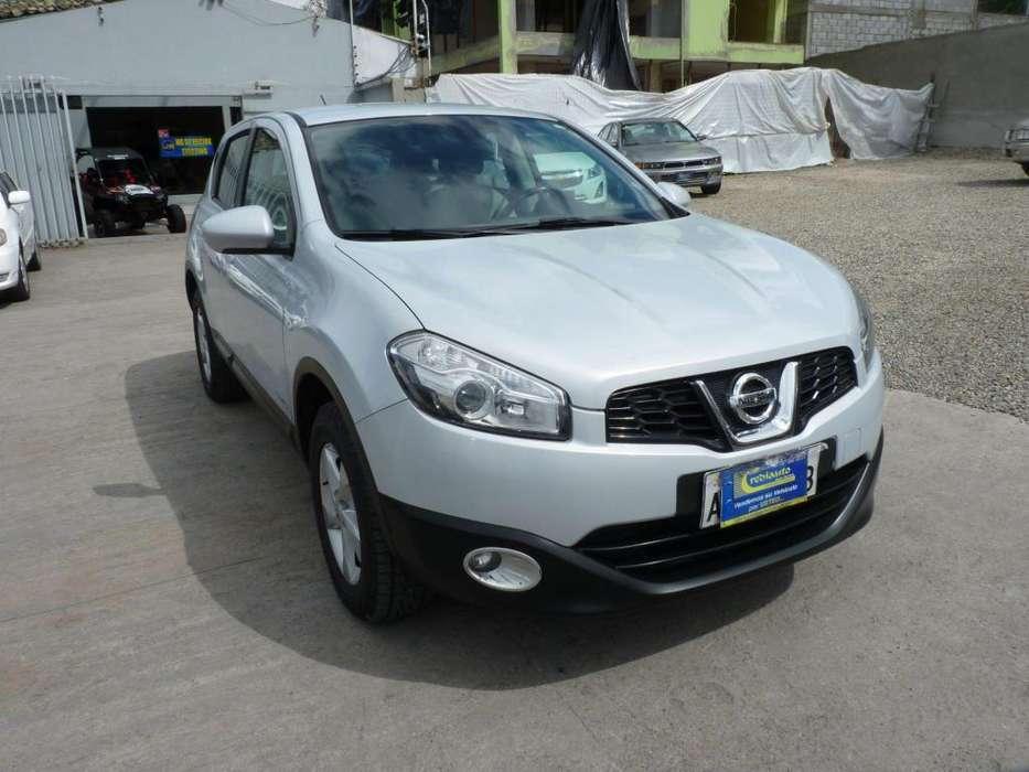 Nissan Qashqai  2012 - 96103 km