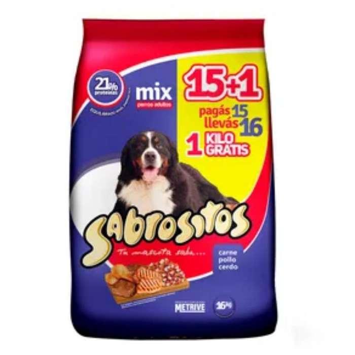 Sabrositos Mix