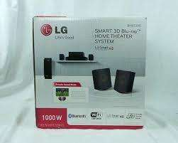 teatro en casa blu ray 3d 1000 watts LG 100% operativo