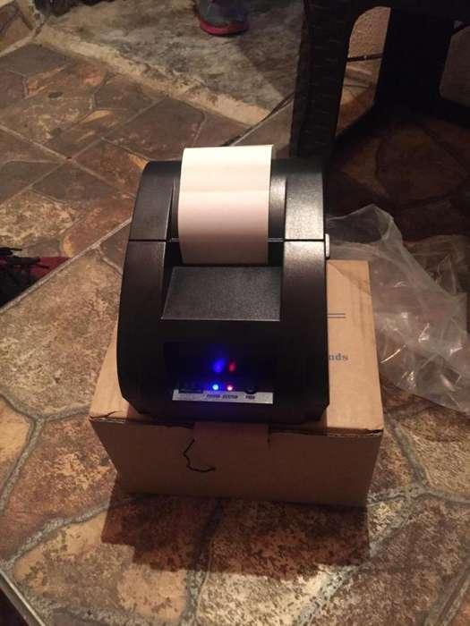Impresora trmica