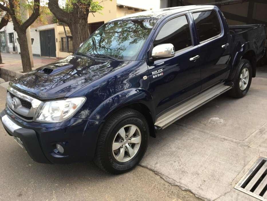 Toyota Hilux 2009 - 190 km