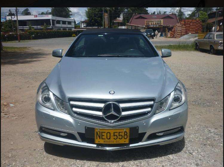 Mercedes-Benz Clase E 2013 - 31000 km