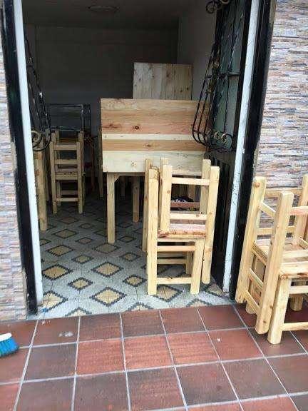 <strong>mobiliario</strong> de Restaurante