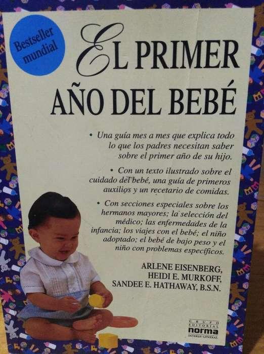 Vendo Libro El Primer Año Del Bebé