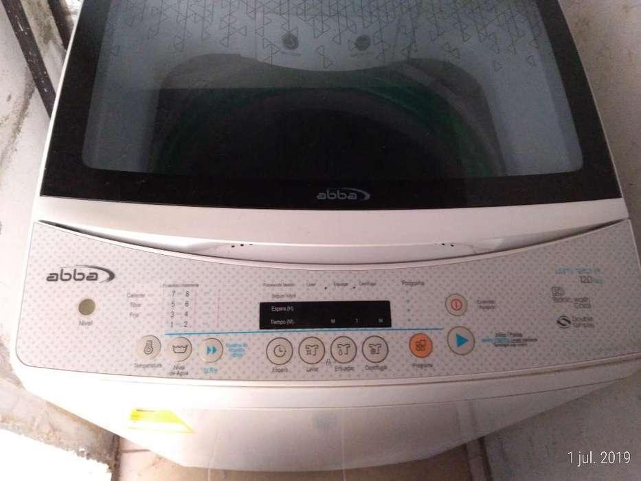 Lavadora Abba 12kg Automatica