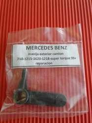Manija exterior Mercedes Benz 1999  REPARACION METALICA