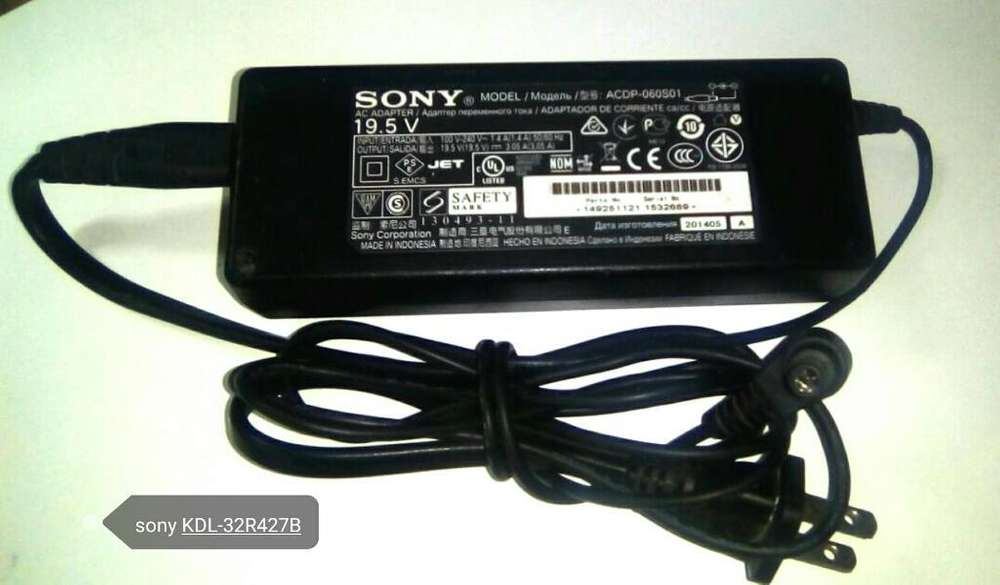 Fuente <strong>sony</strong> Kdl32r427b