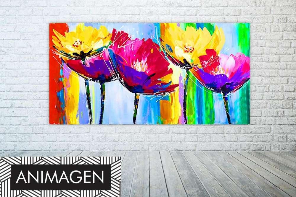 Obra floral ideal para tu hogar 9663