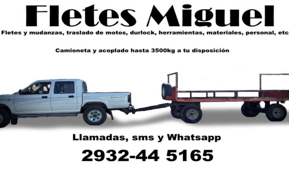 # FLETES MIGUEL #