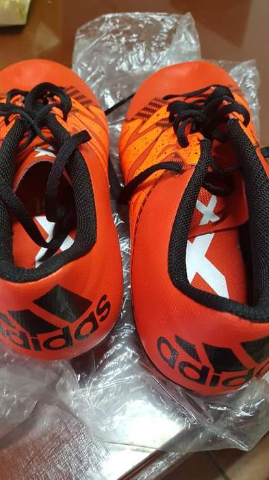 Guayos Adidas X15.4 Tf Bold Orange