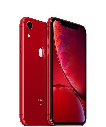 iPhone Xr Rojo - 128Gb - Garantía Activa