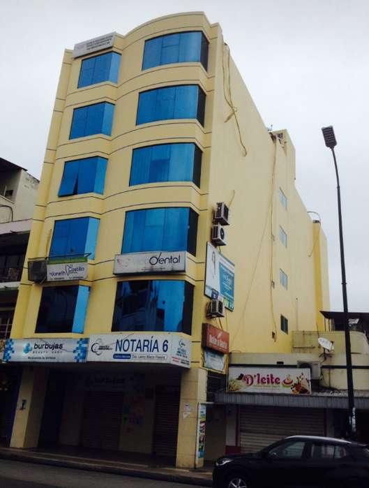 Lindo <strong>edificio</strong> para Oficinas en Pleno Centro de Machala