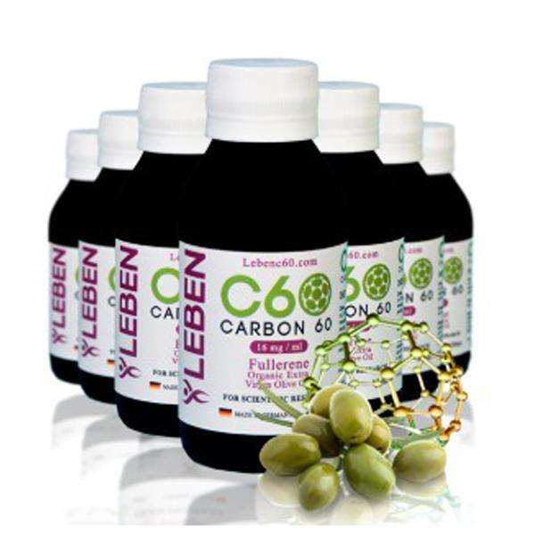Carbon C60 Carbono Fullereno