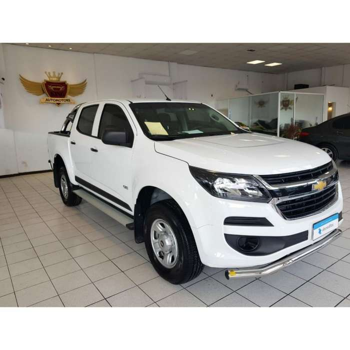Chevrolet S-10 2018 - 1000 km