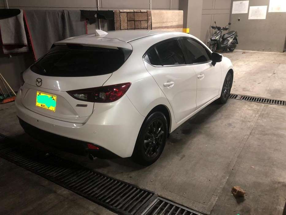 Mazda 3 2016 - 53000 km