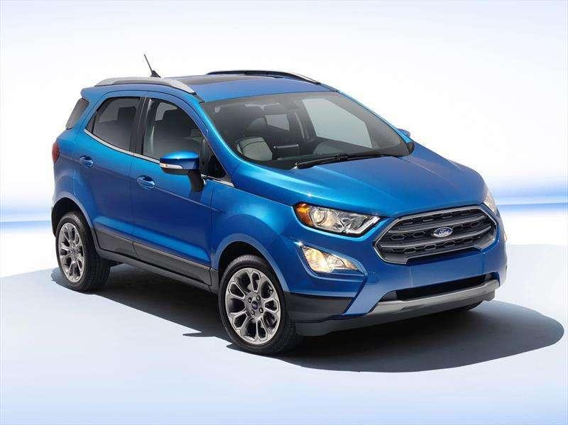 Ford Ecosport 2018 - 10000 km
