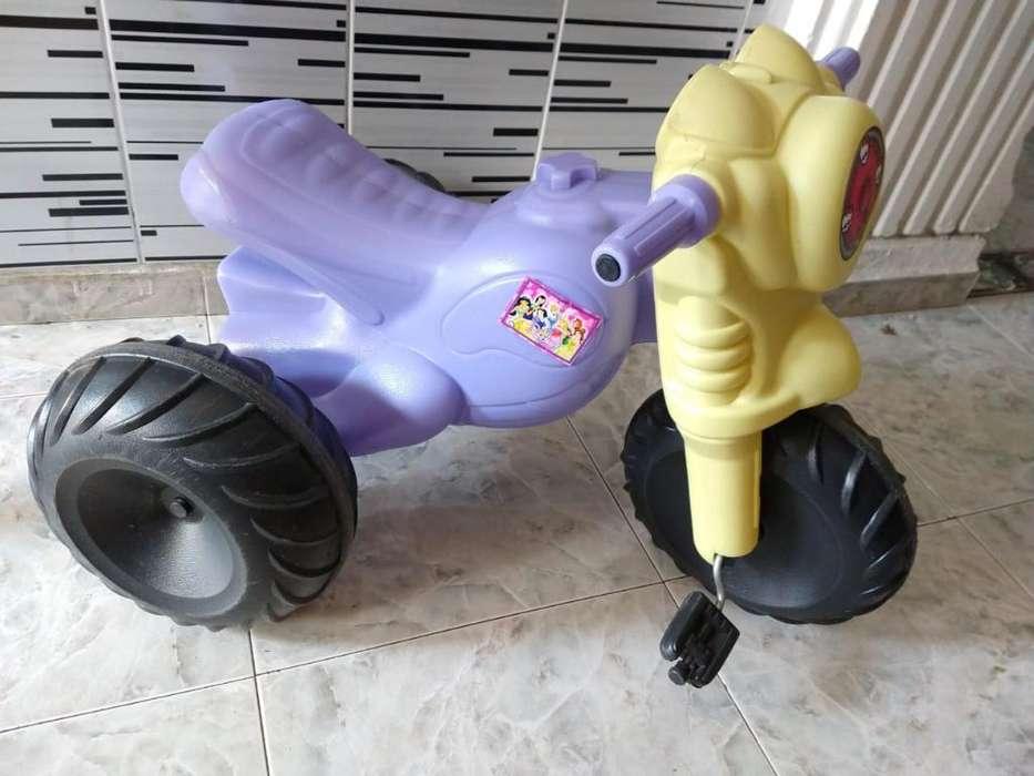 Triciclo Nuevo Niña 50 Mil