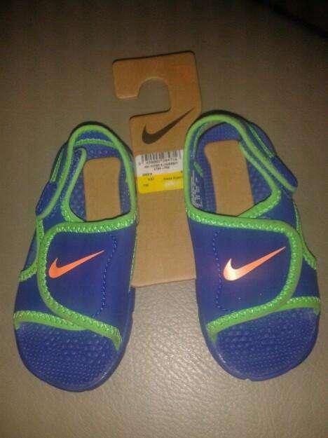 Sandalias Nike 100 Originales