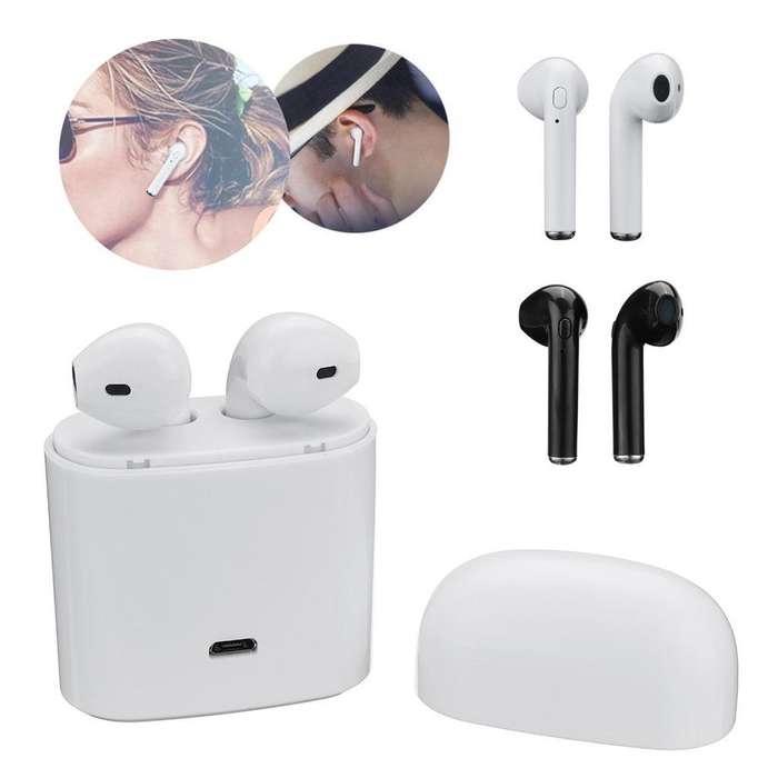 Audifonos AirPods I7 Bluetooth 5.0