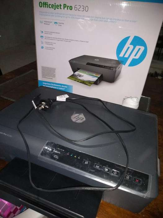 <strong>impresora</strong> Hp Officejet Pro 6230