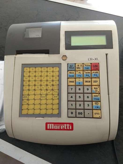 Vendo Controlador Fiscal Moretti Crxl