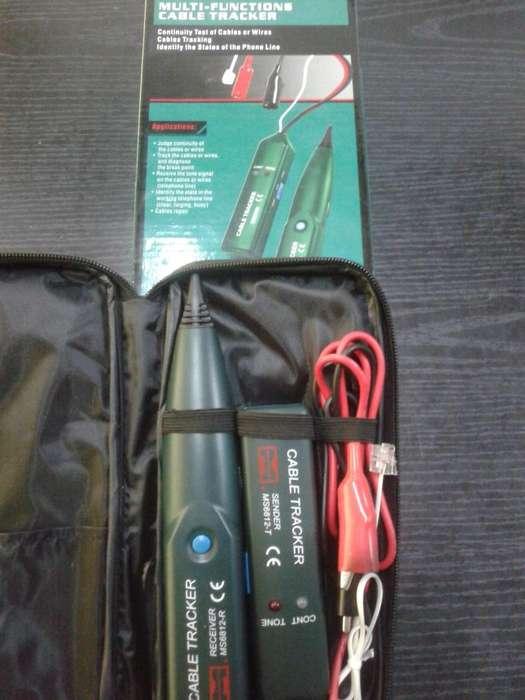 VIRU VIRU Rastreador de Cable Telèfono Red Nvo. Lanùs