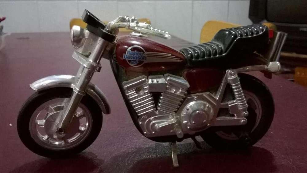 Juguete Moto Harley Davidson