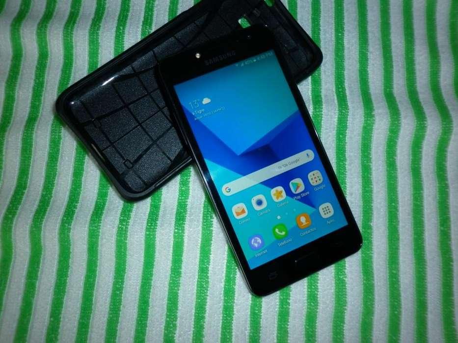 samsung j2 prime black 16gb libre como nuevo