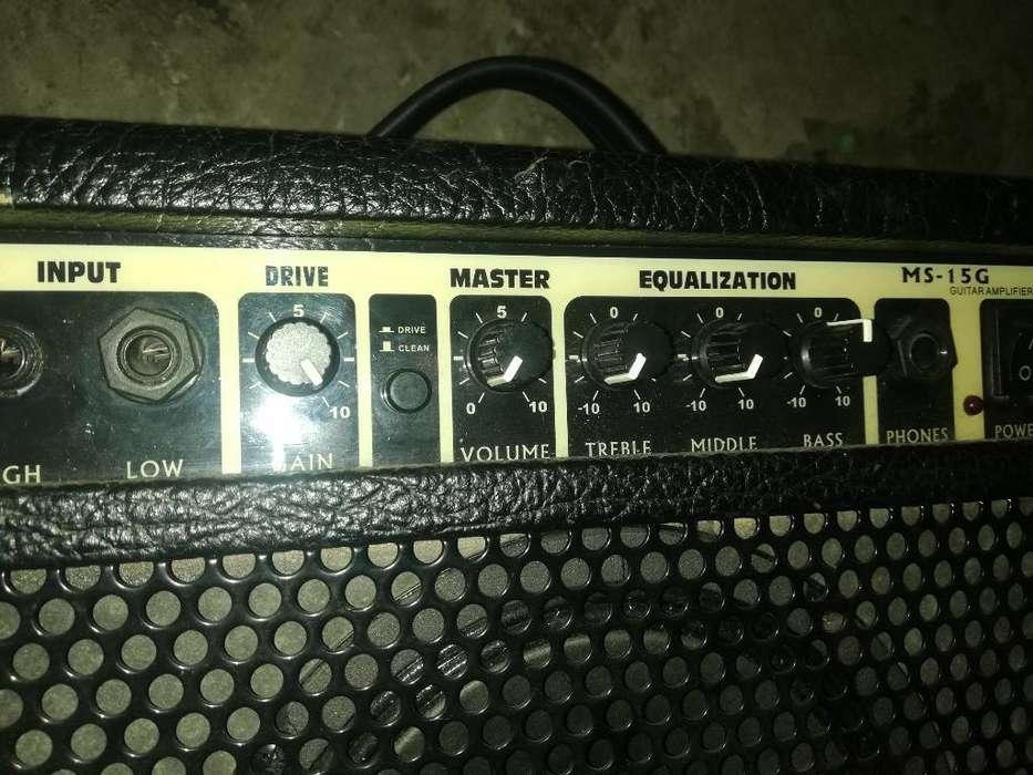 Amplificador para Guitarra (fredom)