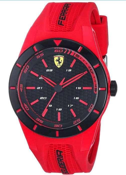 Reloj Ferrari Redrev