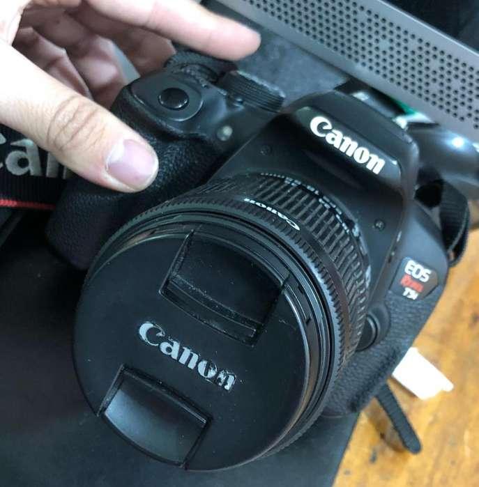 Cámara Fotográfica Canon T5I