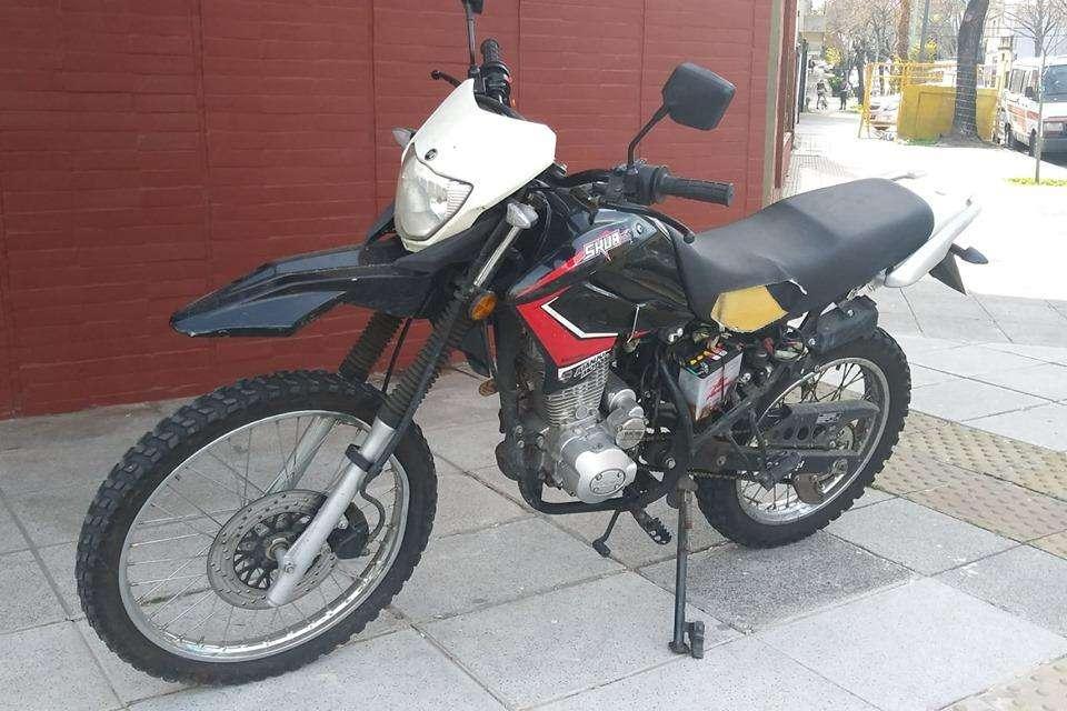 Motomel Skua 150 V6