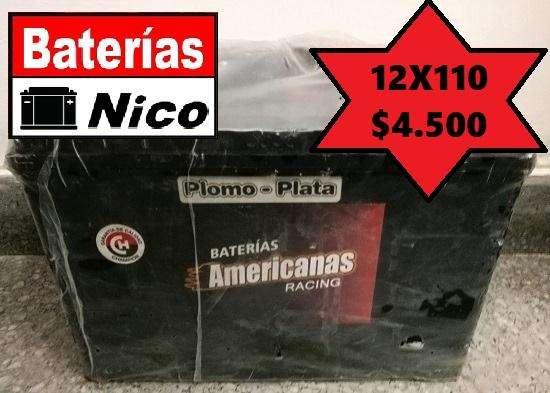 BATERÍA 12X110 AMERICANA RACING