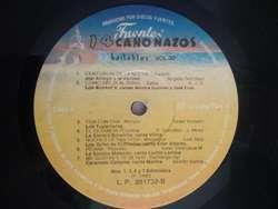 14 Cañonazos Bailables Vol. 30 1990 LP Vinilo Acetato
