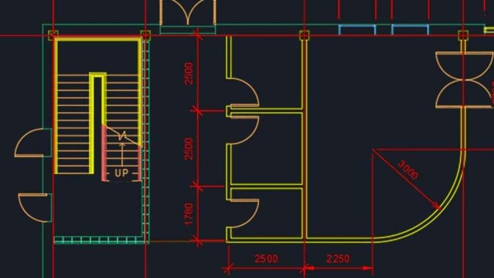 Se digitalizan planos arquitectónicos.